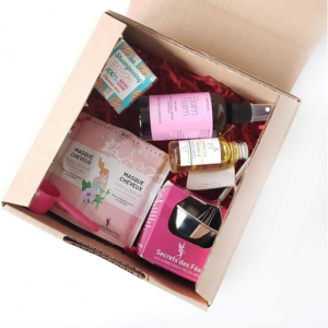 Ma box à cheveux, produits capillaire, soin, beauté, naturels, biologiques, , box, set