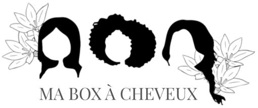 Ma box à cheveux, produits capillaire, soin, beauté, naturels, biologiques, logo